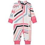 Reima Myytti Fleece Kjeledress Bubblegum Pink