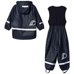 Didriksons Boardman Kids Set 5 Navy