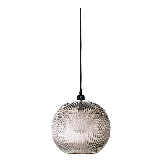 Bloomingville Glass Taklampe Brun