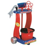 Play VILEDA Mocio Tiny Cleaning Trolley Rollespill