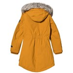 Molo Peace Faux Fur Jakke Autumn Leaf
