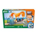 BRIO BRIO® World - 33973 Smart Tech Sound Action Tunnel Station