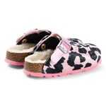 Superfit Slip-on sandals Fussbettpantoffel Pink
