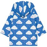Hatley Blue Cheerful Clouds Baby Raincoat