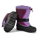 Sorel Youth Flurry Støvler Purple Dahlia/Paisley Purple