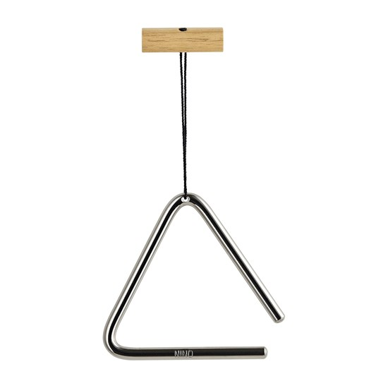 NINO® Percussion Metal 4 Triangle Instrument