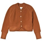 Kuling Wool Fleece Jacket Brown