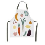 Bloomingville Apron Fruits Cotton
