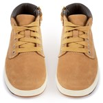 Timberland Leather ankle boots Chukka Davis Square
