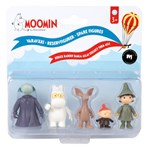 Mumin Moomin figures friends