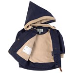 Mini A Ture Wai Fleece Jacket Maritime Blue