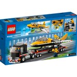 LEGO City 60289 LEGO®City Great Vehicles Airshow Jet Transporter