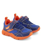 Geox Royal and Orange New Torque Trainers