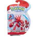 Pokemon Battle Feature Figure - Scizor