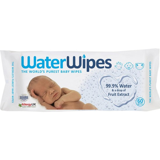 WaterWipes Wet Wipes