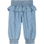 Hust&Claire Trine Trousers Washed Denim