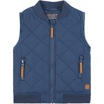 Hust&Claire Eddy Vest Blue Moon